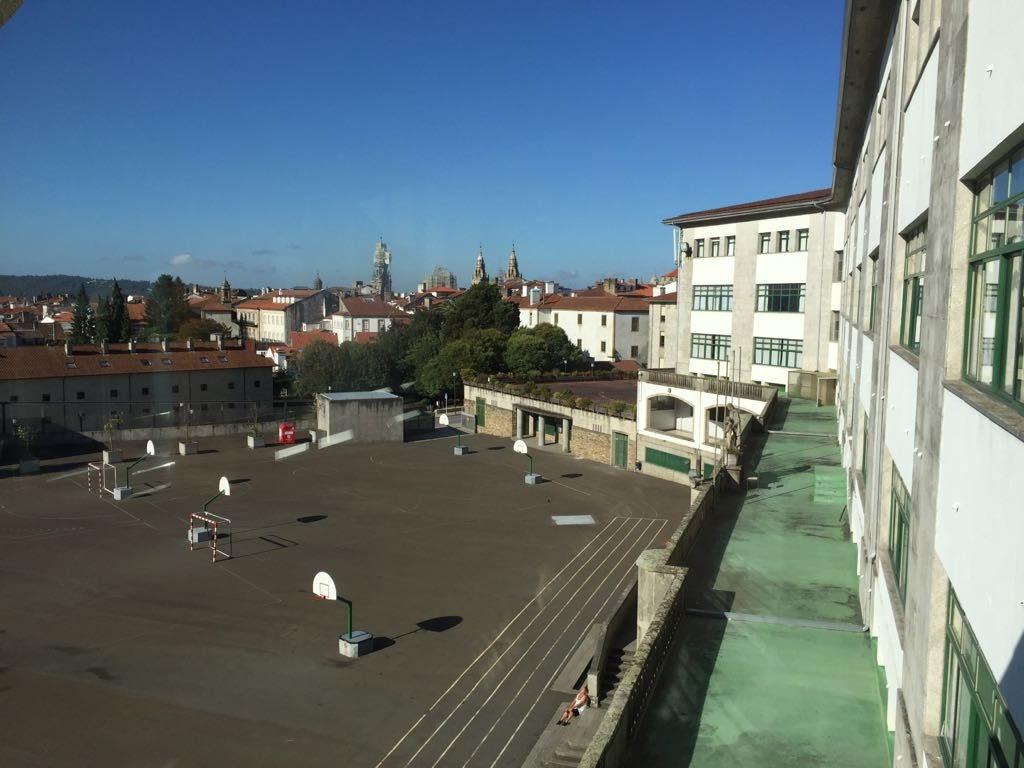 Fiets inleveren in Santiago de Compostela